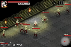Thorn for iOS with isometric lighting