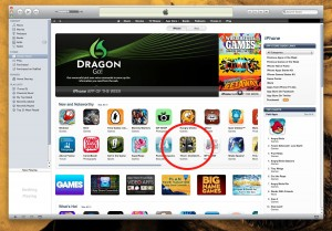 Thorn: Zombie Dungeon Survival on iTunes front page